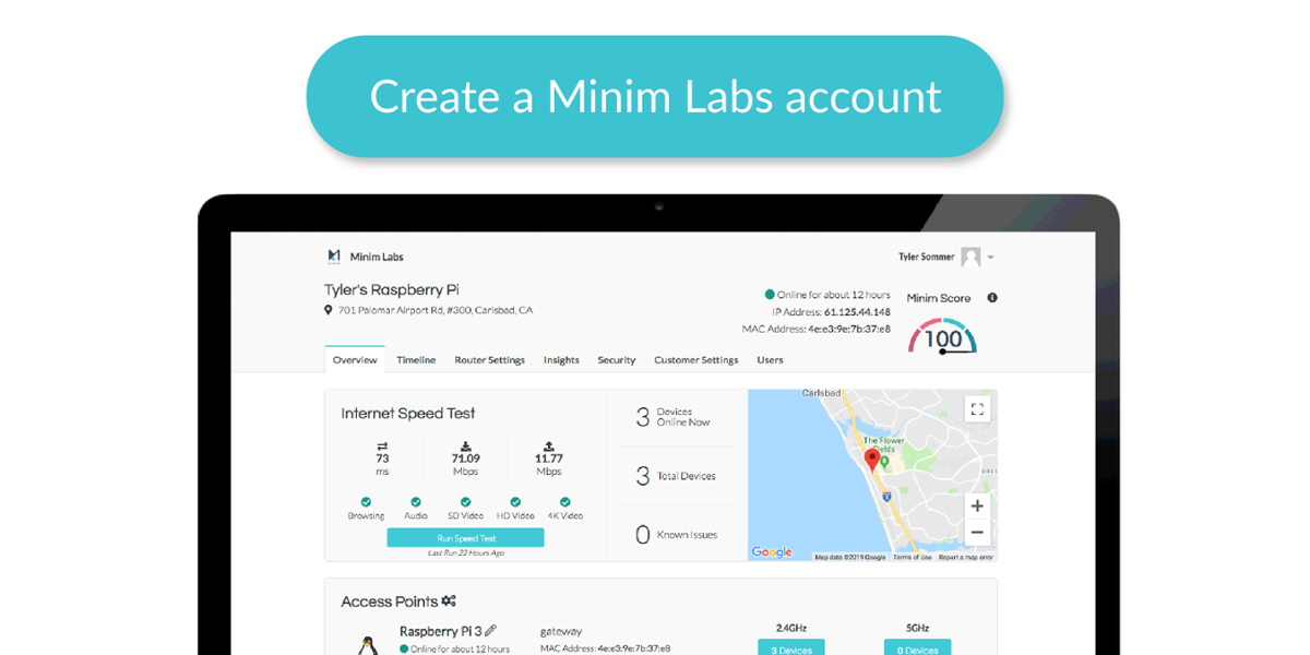 Build an IoT hub with Minim Labs and a Raspberry Pi 3 [Guide]