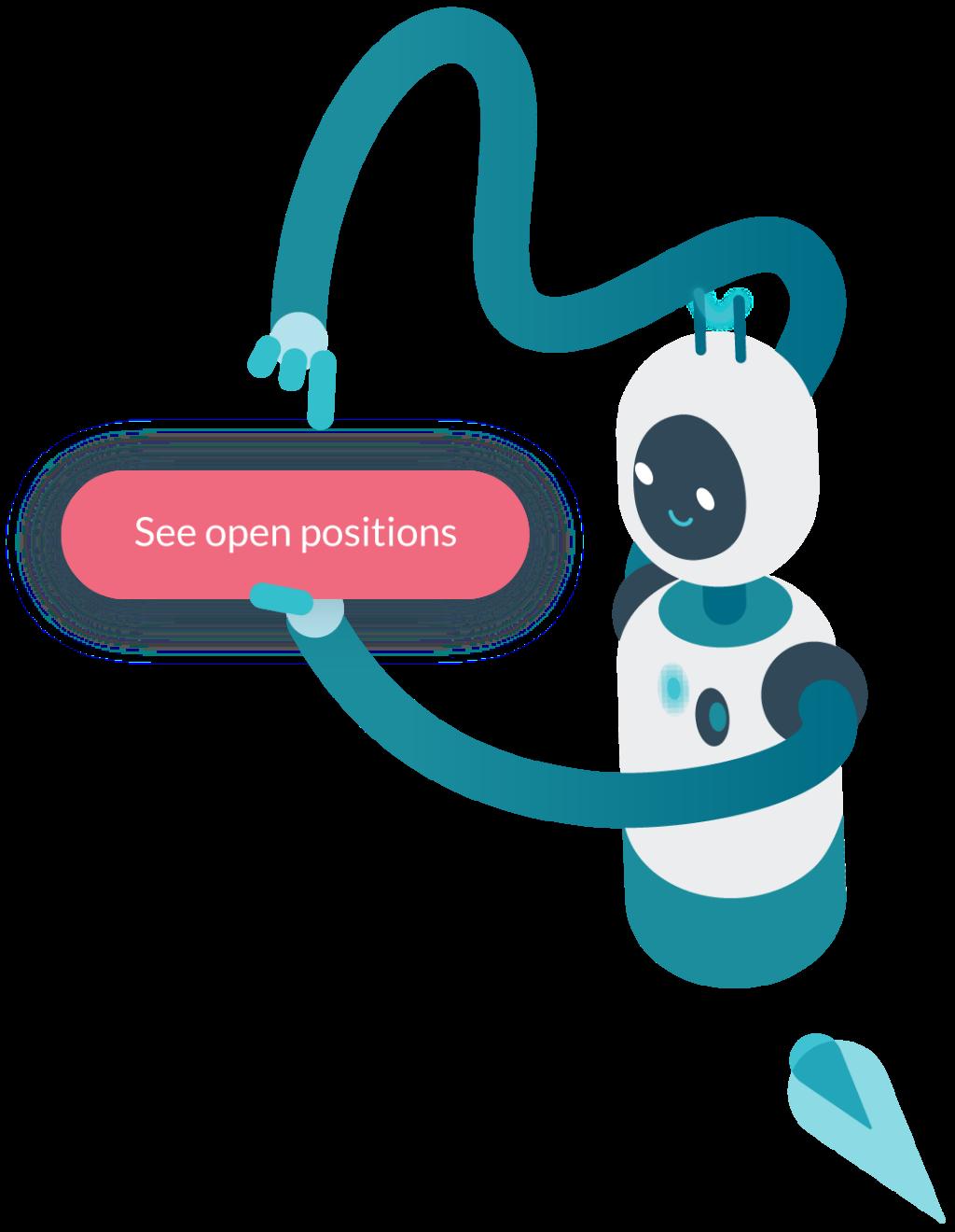 Minim robot - see open positions