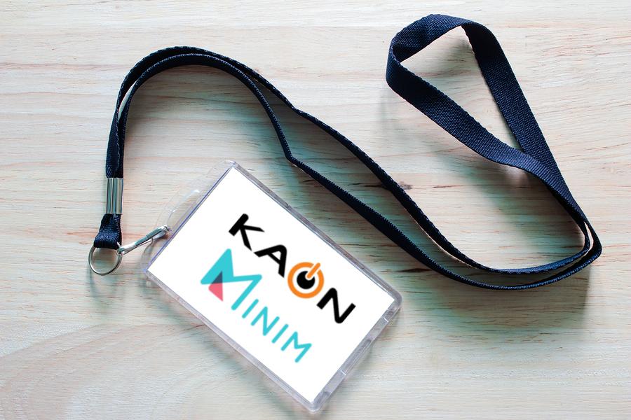 KAON Minim Badge