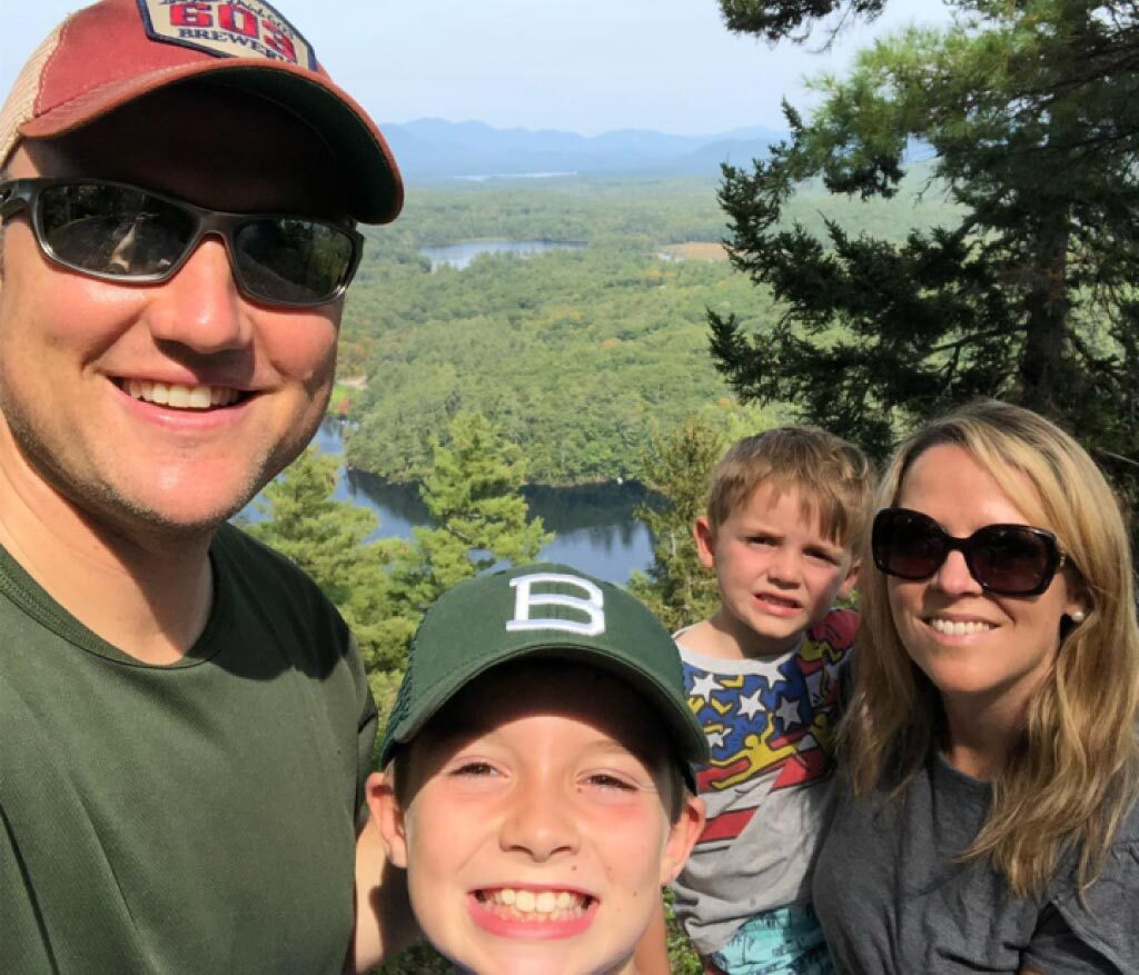 Gray's family on paid time off