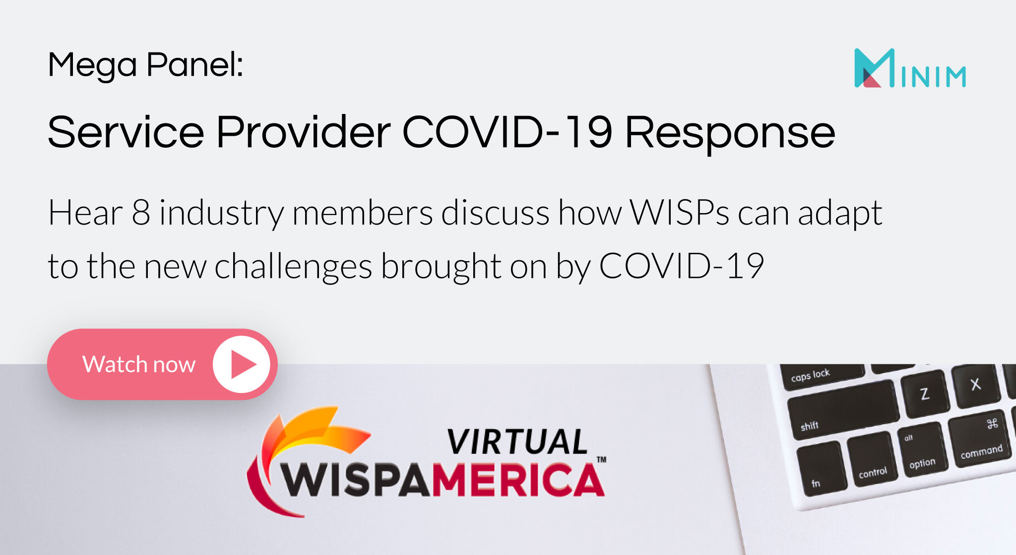 Mega Panel: Service Provider COVID-19 Response (Watch now)