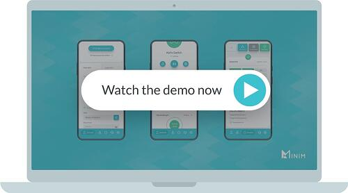 Watch the demo now