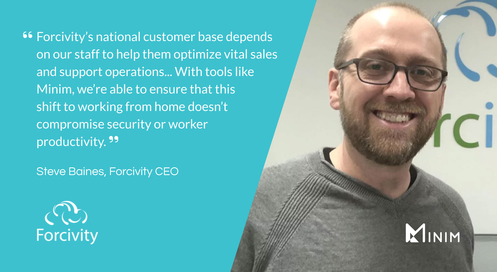 Forcivity on Remote Working IT