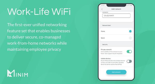 Remote Worker WiFi app