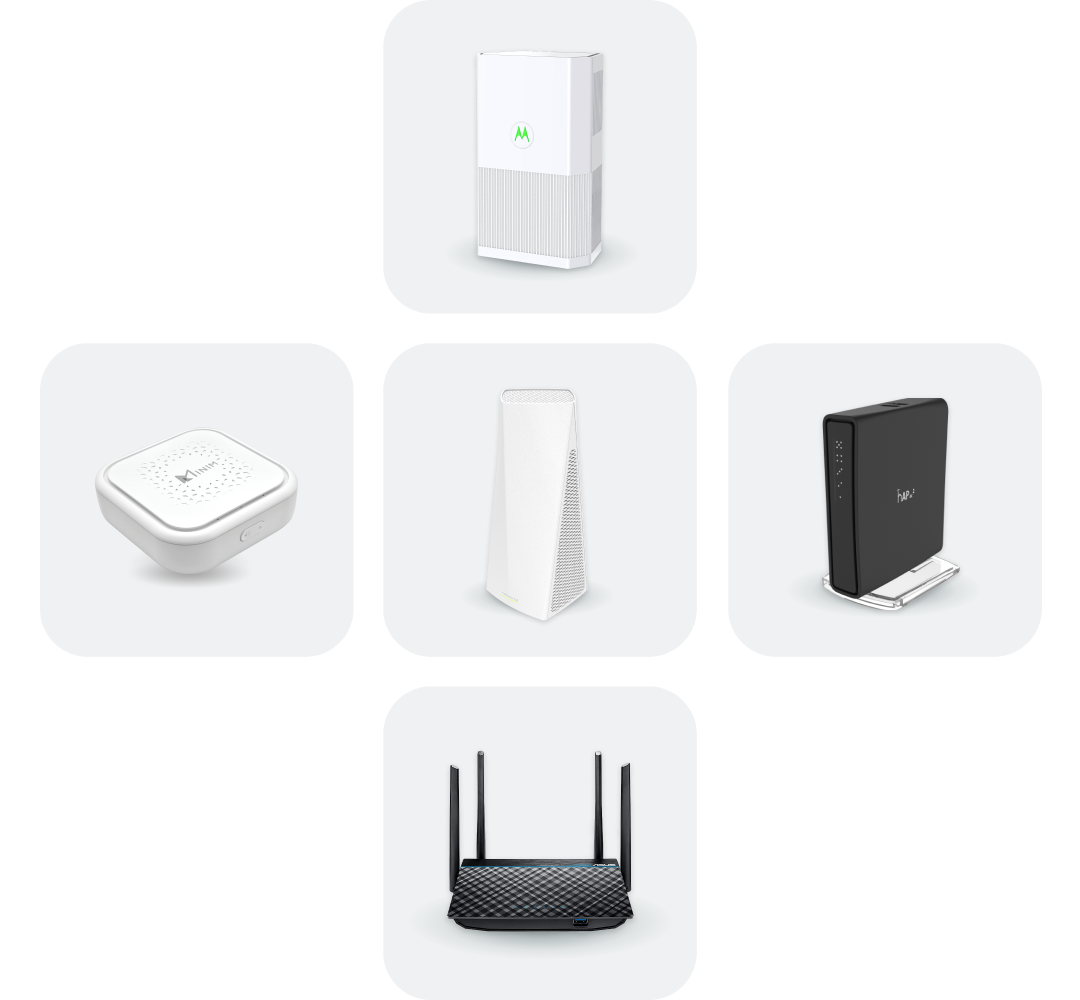 Minim supported hardware