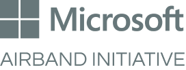 Microsoft Airband Initiative logo